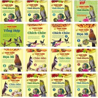 Cám chim khuyên Thúy Tuấn số 1 đóng gói cao cấp giá rẻ loại 100gram 4