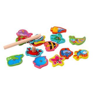 [ẢNH THẬT 100%] Bộ đồ chơi câu cá dành cho trẻ