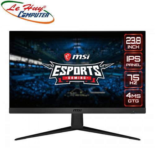 [Mã ELMIDNIGHT giảm 7% đơn 2TR] Màn hình máy tính MSI Optix G241V 23.8inch FHD 75Hz