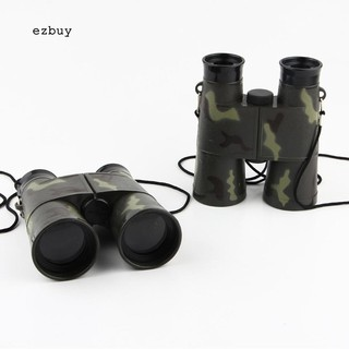 【EY】Camouflage Kids Binoculars For Outdoor Bird Watching Learning Star Gazing