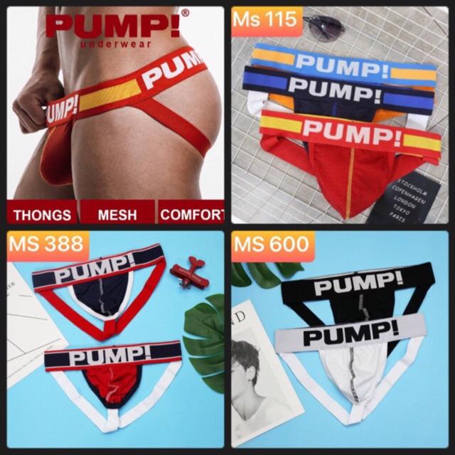 Quần lót dây Pump- Jockstrap Pump