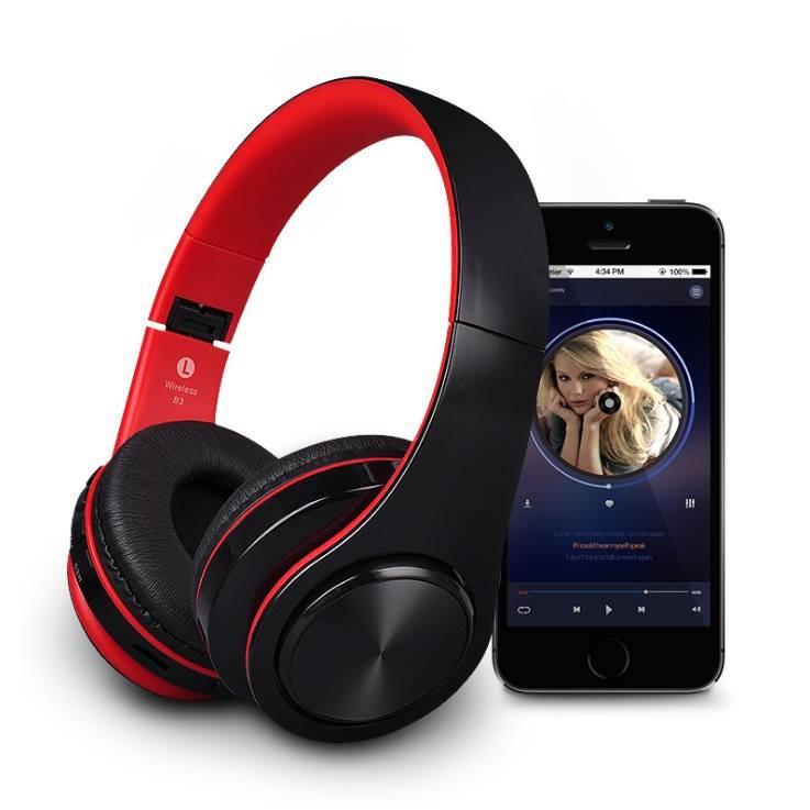 Tai nghe Bluetooth B3 âm thanh tuyệt hảo,bass khoẻ vô đối hỗ trợ thẻ nhớ