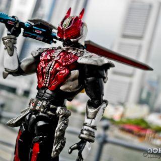S.I.C kamen rider Vol 12 Masked Rider Den-O