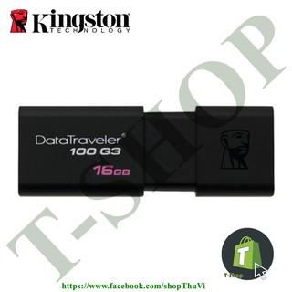 USB 3.0 Kingston DT100G3 16GB