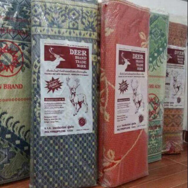 Chiếu nhựa Thái Lan 1,8*3m hiệu con Hươu - 3153604 , 1018753018 , 322_1018753018 , 266000 , Chieu-nhua-Thai-Lan-183m-hieu-con-Huou-322_1018753018 , shopee.vn , Chiếu nhựa Thái Lan 1,8*3m hiệu con Hươu