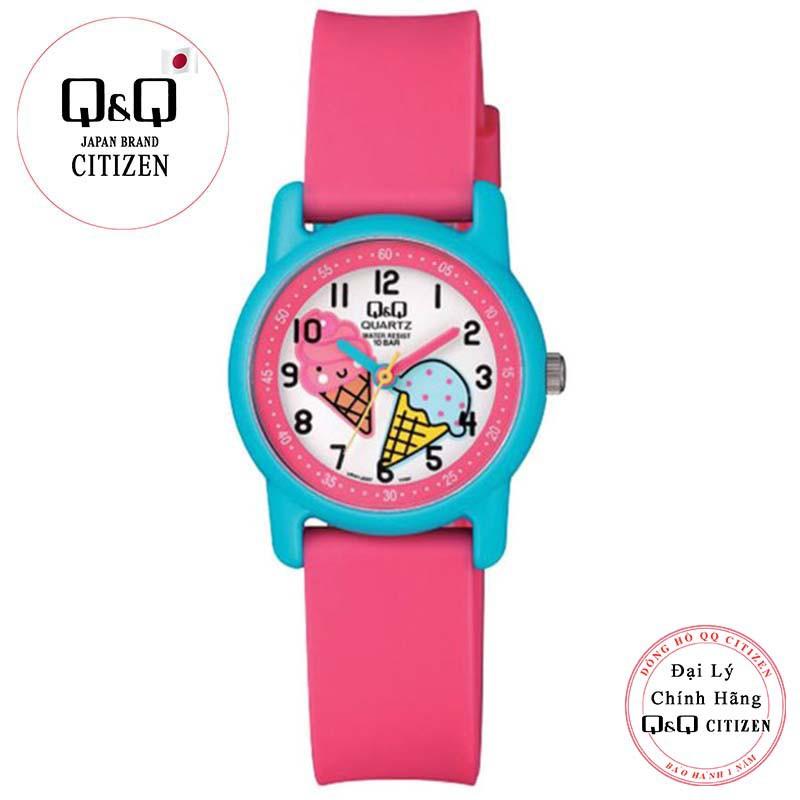 [Mã FABRWAT83 giảm 15% đơn 150k] Đồng hồ trẻ em Q&Q Citizen VR41J007Y thương hiệu Nhật Bản