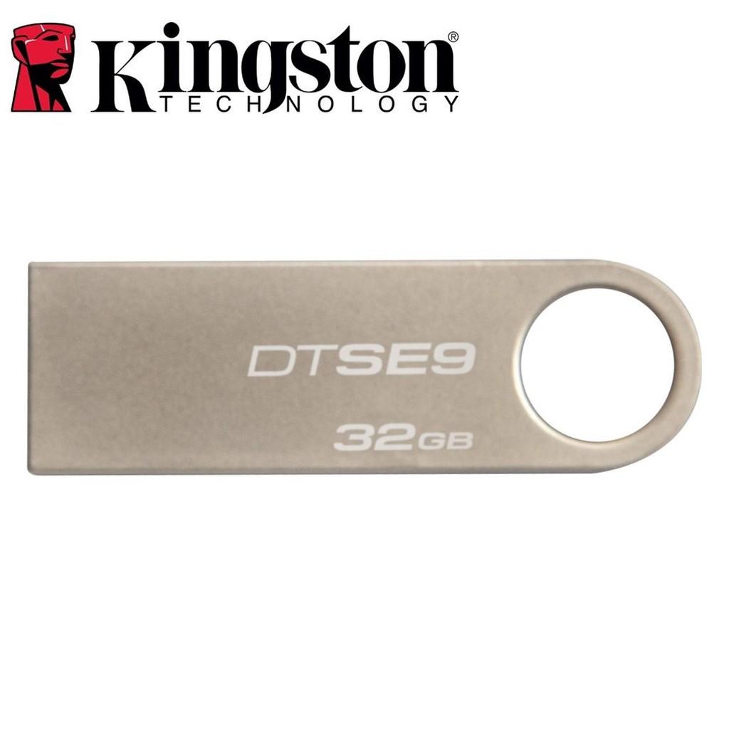 USB 2.0 Kingston DataTraveler SE9 32GB - HÃNG PHÂN PHỐI CHÍNH THỨC
