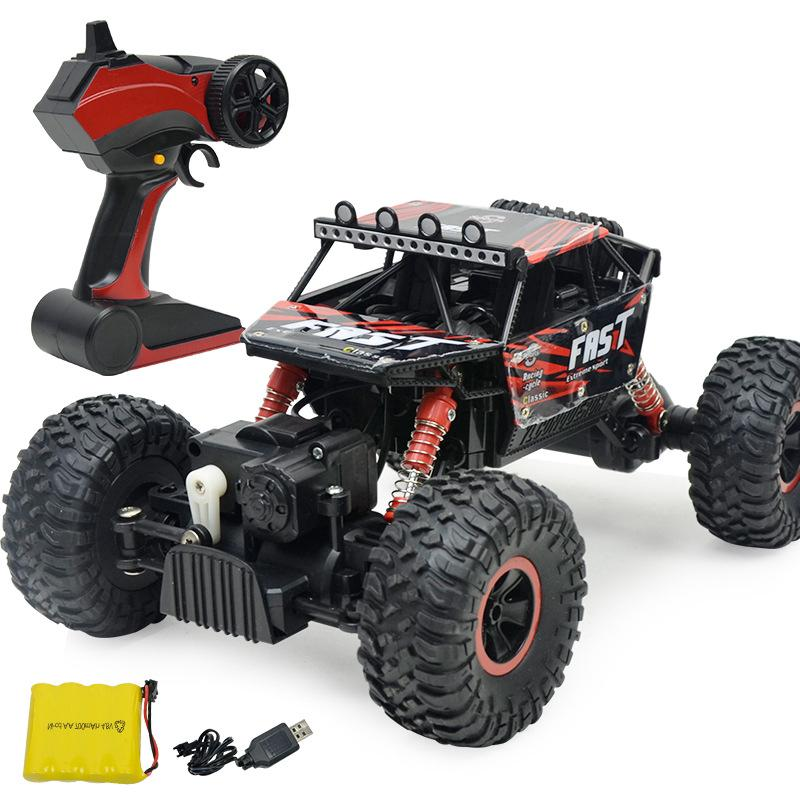 climbing vehicle 1:18 remote control child toy car