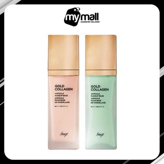 Kem Lót Bổ Dung Vàng & Collagen Thefaceshop Fmgt Gold Collagen Ampoule Makeup Base SPF30 PA++ 40ml thumbnail