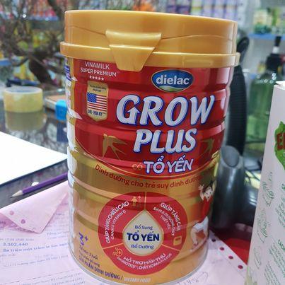 grow plus tổ yến