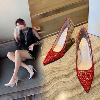 Giày Cao Gót Thời Trang Thanh Lịch Cho Nữ