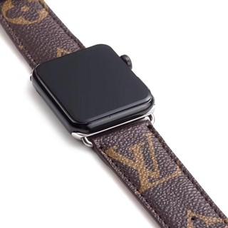 Dây đeo thiết kế phong cách cổ điển thay thế cho đồng hồ thông minh Apple Watch 1 / 2 / 3 / 4 / 5 / 6