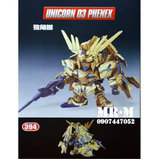 Gundam SD Unicorn 03 PHENEX (TM)