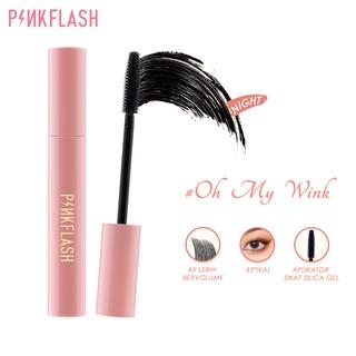 Mascara chuốt mi màu hồng tiện dụng chất lượng cao thumbnail
