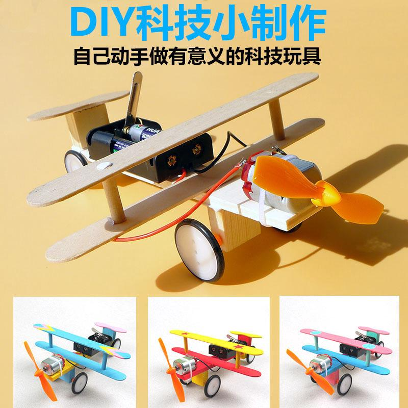 đồ chơi máy bay tự lắp ráp sáng tạo cho bé