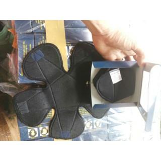 Yêu Thíchcombo 2 miếng lót nón bảo hiểm (lót đen)