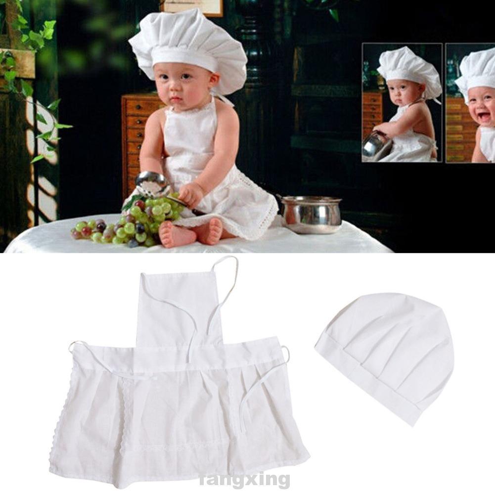 Trang Phục Đầu Bếp Cho Bé