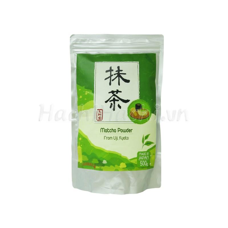Bột trà xanh Matcha Uji 500g - 2912354 , 1279879805 , 322_1279879805 , 492000 , Bot-tra-xanh-Matcha-Uji-500g-322_1279879805 , shopee.vn , Bột trà xanh Matcha Uji 500g