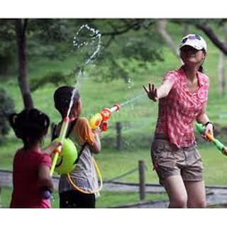 (Hàng Tốt – Giá Cao) Balo kèm súng phun nước cho bé.
