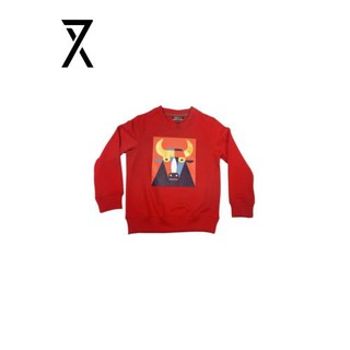 Áo Sweater Bé Trai Linh Vật Tết Couple TX KSW 3007 thumbnail