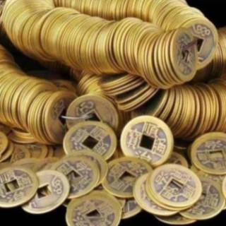 [Shop UY TÍN] Đồng Xu Chiêu Tài Tiến Bảo, đồng tiền may mắn.Tiền xu cổ Việt Nam thumbnail