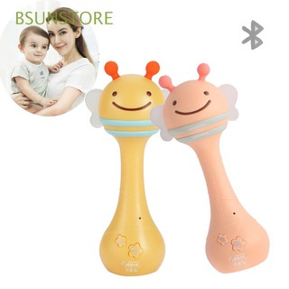 Gift Infant Music and Light Smart Rhythm Induction Shaking Rattles