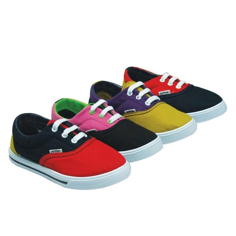 Giày vải Thái bé trai bé gái (8-12 tuổi) ADDA 41L27-B1
