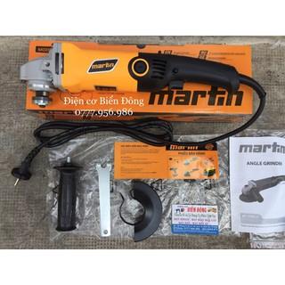 Máy mài góc đuôi dài 1 tấc MARTIN 950W chuyên dùng để mài và cắt sắt, tường, gỗ, tôn