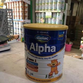 Sữa Dielac Alpha step 3 1,5kg thumbnail