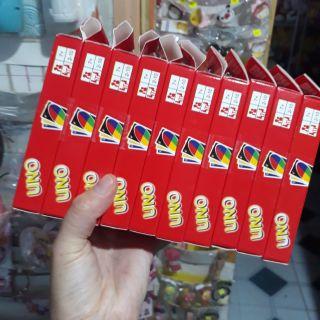 Bài Uno 108 thẻ bài cứng