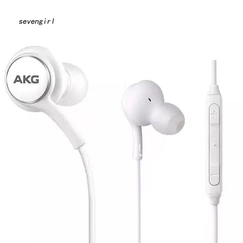 AKG Samsung S10 Plus S10E Portable HiFi Sports 3.5mm In-Ear Wired Earphones