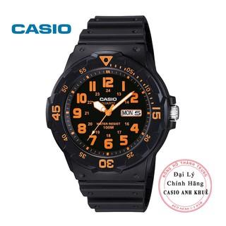 Đồng hồ nam Casio MRW-200H-4BVDF dây nhựa
