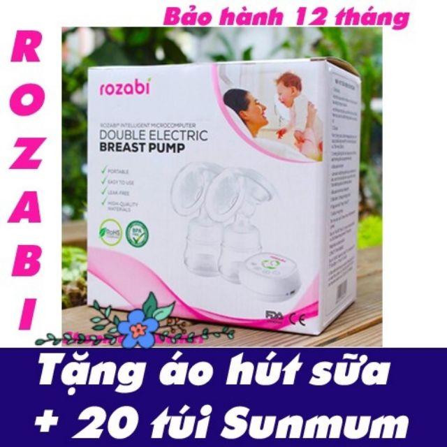 Máy hút sữa Rozabi Basic