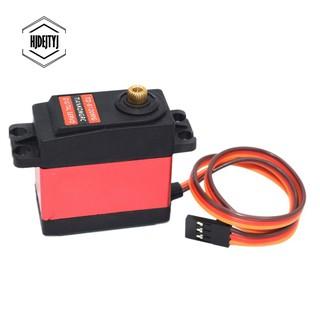 Servo TD kỹ thuật số với 20Kg nhông kim loại 180 độ cho Rc Mô hình xe điều khiển