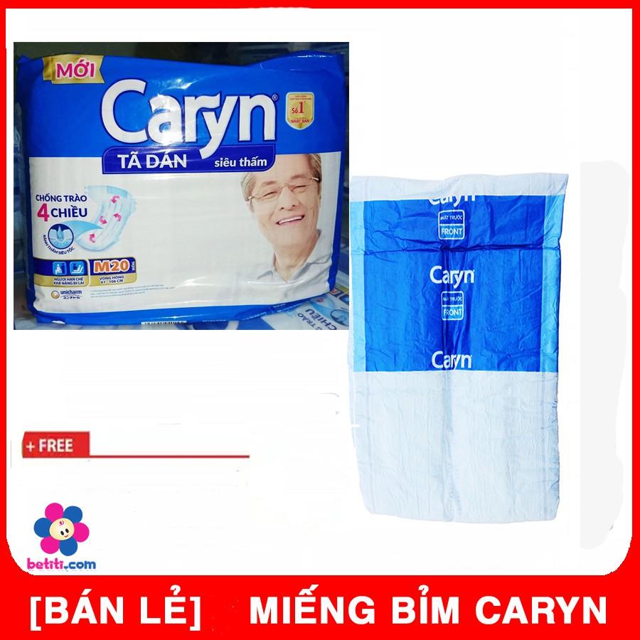 Bỉm Dán Caryn Cho Mẹ Sau Sinh