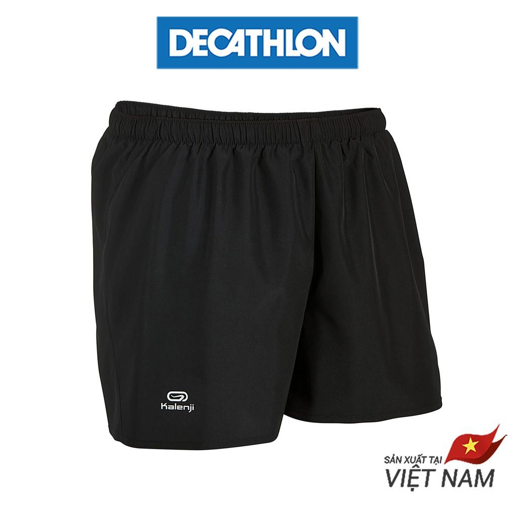Quần Short Nam Chạy Bộ Kalenji Run Dry