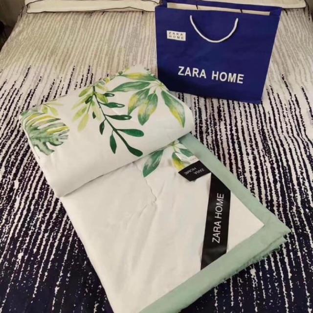 Chăn Zara Home xuất dư