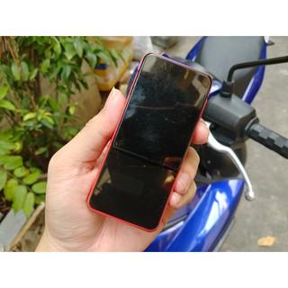 Điện thoại Sharp Sh-07A màu đỏ thumbnail