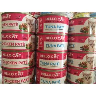 PATE CHO MÈO HELLO CAT 190Gr thumbnail
