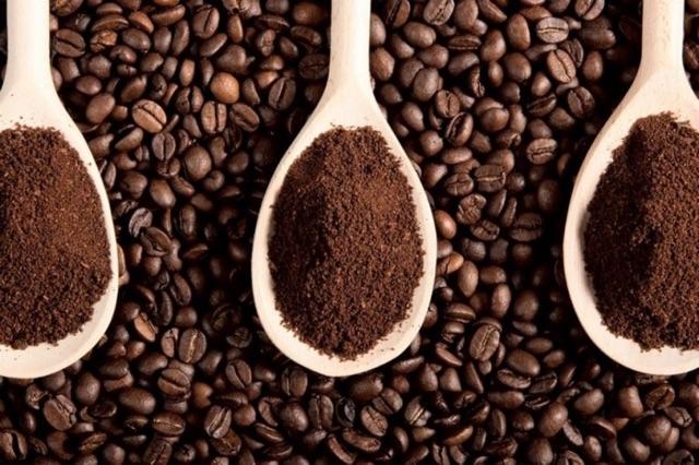 Bột cà phê giúp tẩy tế bào chết hiệu quả
