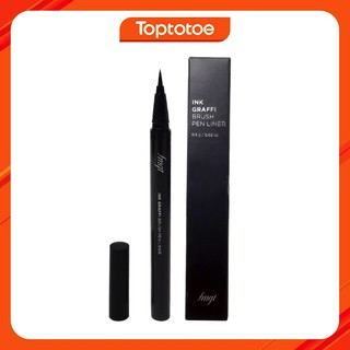 Bút Lông Kẻ Viền Mắt Thefaceshop Ink Graffi Brush Pen Eye Liner thumbnail