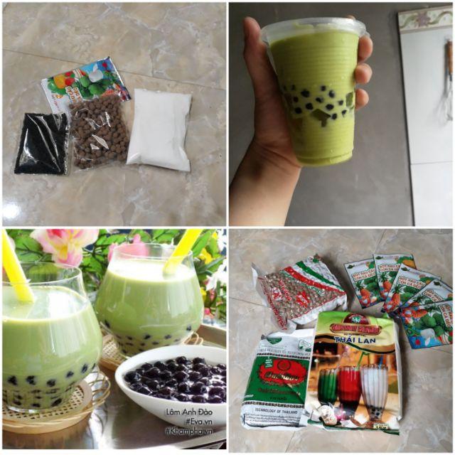 Sét trà Thái mini