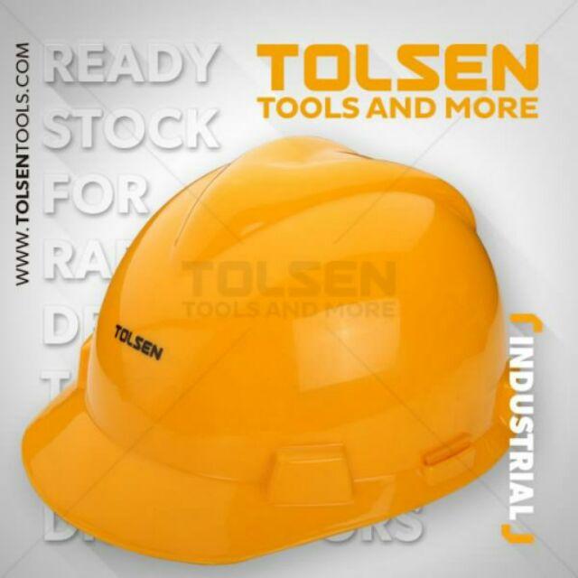 [Hàng Cao Cấp] Tolsen chính hãng 45088 nón bảo hộ lao động công nghiệp tolsen chất lượng cao - 14383589 , 2764813364 , 322_2764813364 , 145200 , Hang-Cao-Cap-Tolsen-chinh-hang-45088-non-bao-ho-lao-dong-cong-nghiep-tolsen-chat-luong-cao-322_2764813364 , shopee.vn , [Hàng Cao Cấp] Tolsen chính hãng 45088 nón bảo hộ lao động công nghiệp tolsen ch
