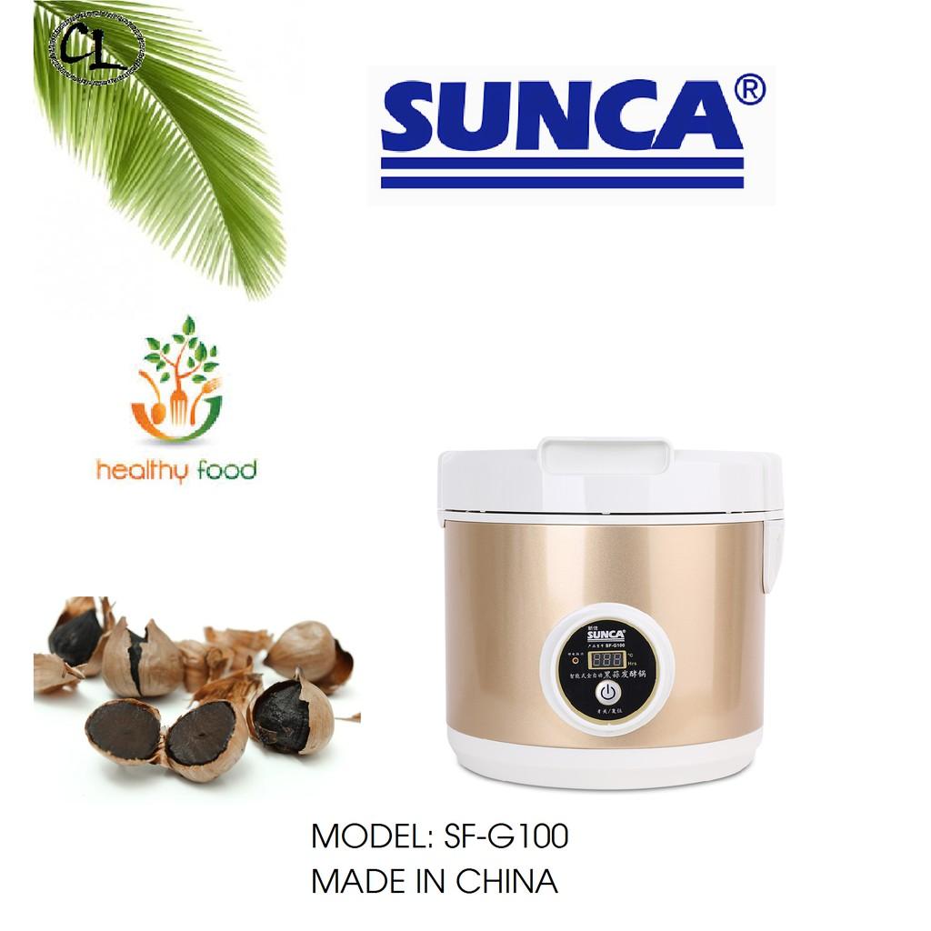 Máy làm tỏi đen SunCa fs-g100