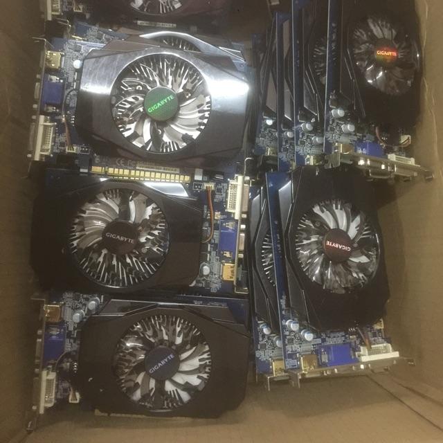 Vga GT 630/2g/dr3/128bit cũ vệ sinh sạch sẽko bụi bẩn