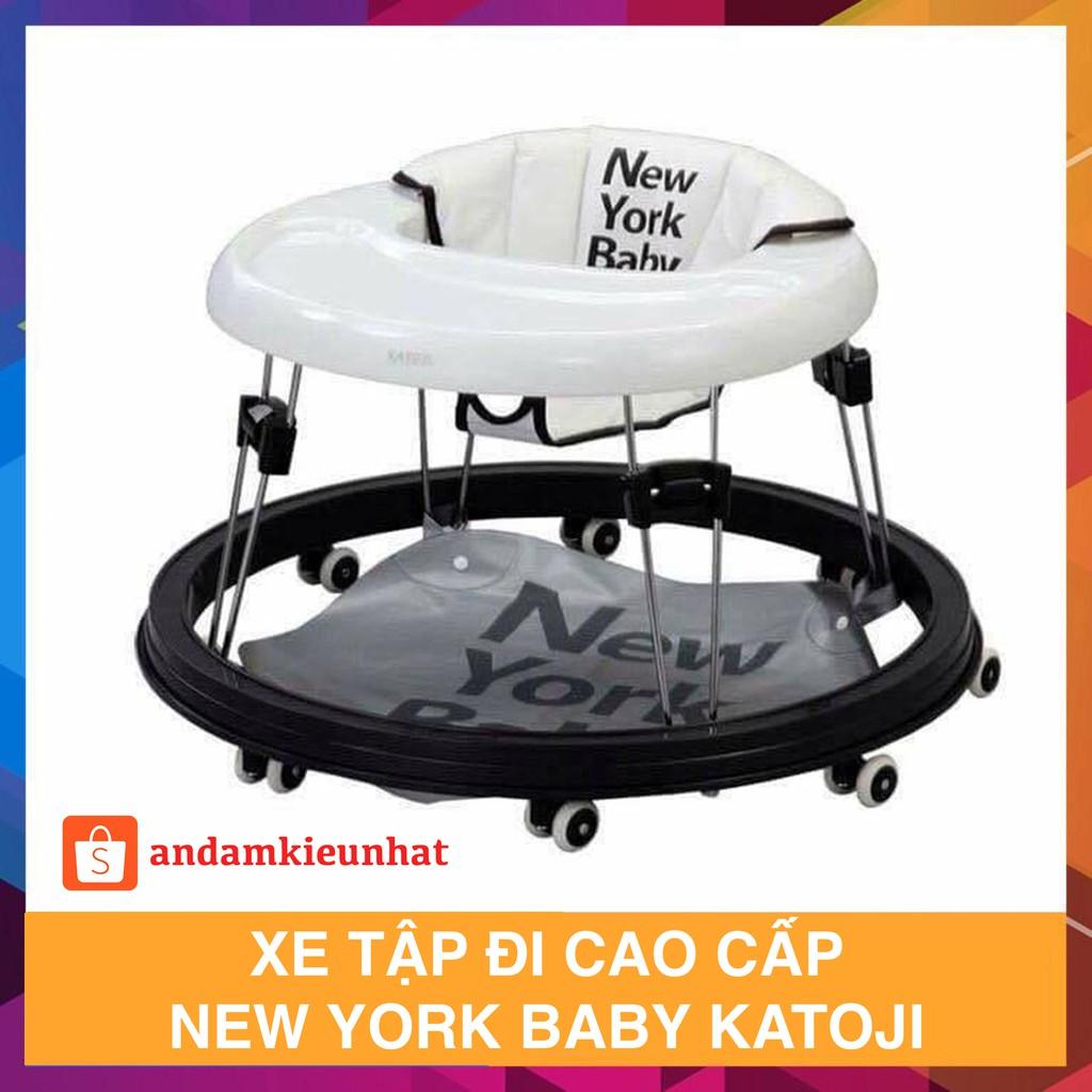 Xe tập đi cho bé New York Baby Katoji