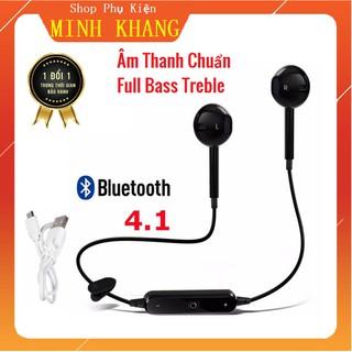 [Mã ELFLASH5 giảm 20K đơn 50K] [Hàng Hot] Tai Nghe Không Dây Bluetooth Sport S6 V4.1 - Phong Cách Thể Thao - Giá Tốt