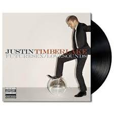 Justin Timberlake - FutureSex/ LoveSounds (Vinyl 2LP) - Đĩa Than