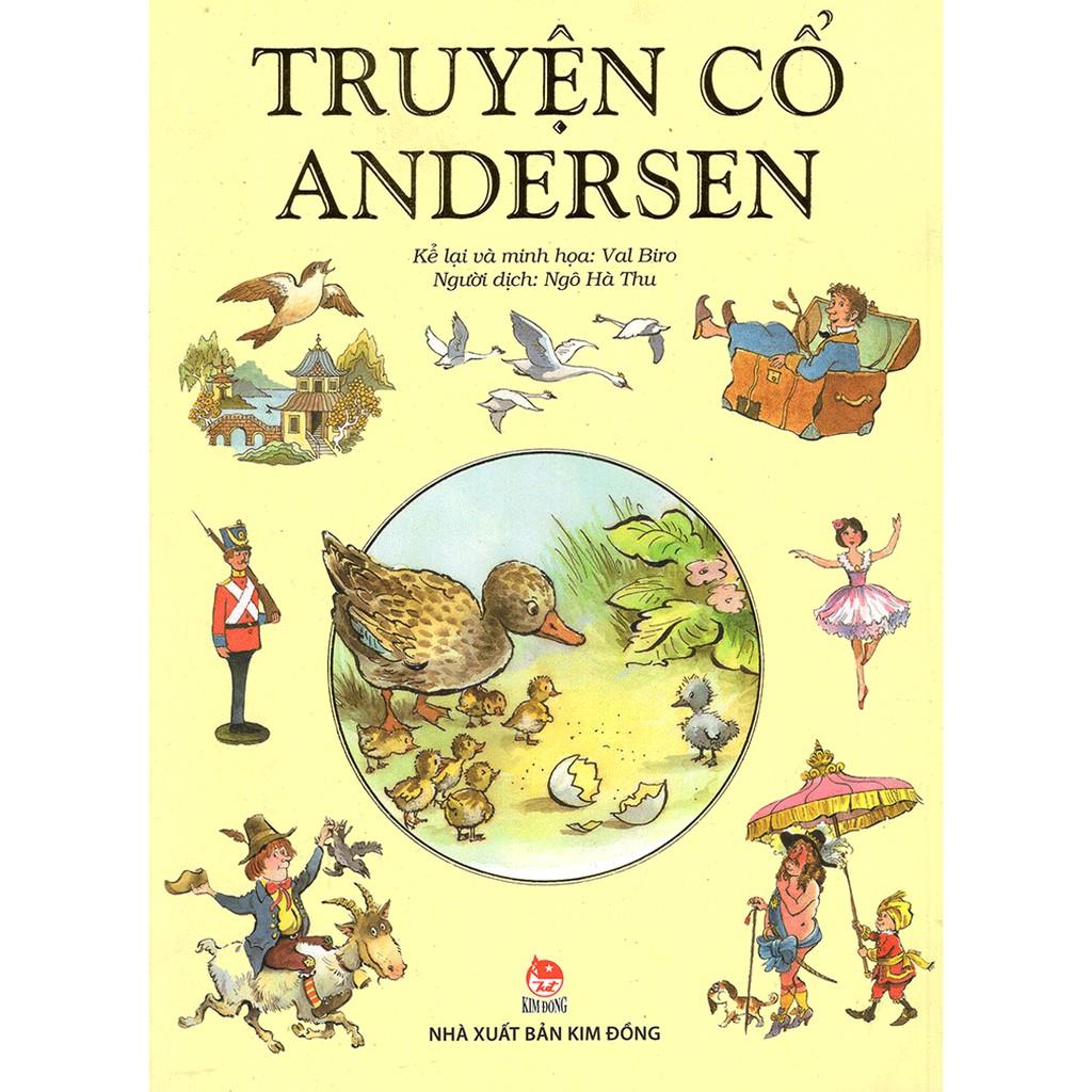 Sách - Truyện Cổ Andersen (Kim Đồng)