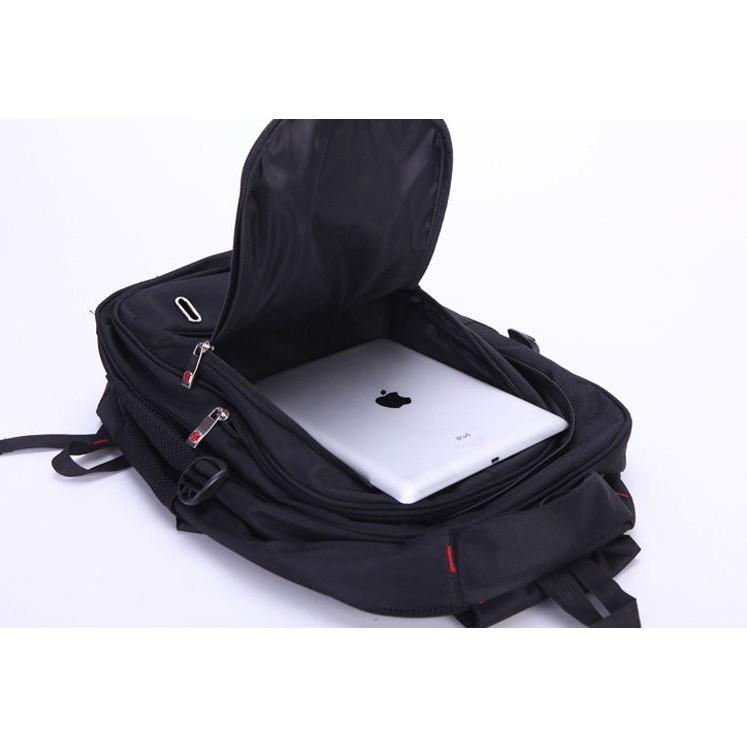 Combo 2 balo laptop vải dù nhiều ngăn, balo nam, balo nữ, balo du lịch, balo vải dù, balo thời trang